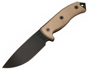 Ontario RAT 5 Survival Knife Review